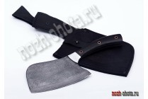 Тяпка (дамасская сталь)