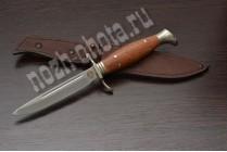 Финка НКВД | кованая сталь 95Х18, рукоять-сапели