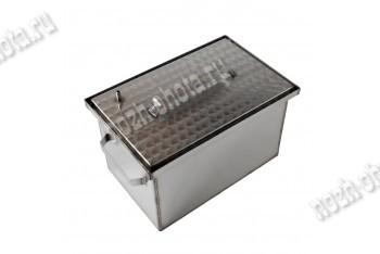 Коптильня малая с затвором (400х250х250мм)