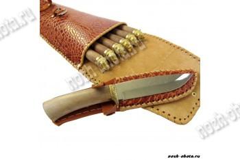 Колчан №3 (нож с литьем)