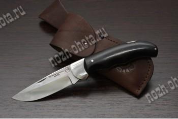 Охотничий складной нож Казак | кованая сталь 95Х18, рукоять: граб