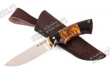 """Охотничий нож """"Коготь ястреба""""   порошковая сталь Bohler М-390 (Австрия)"""