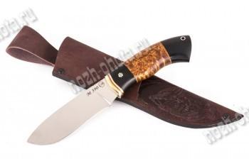 """Охотничий нож """"Орёл""""  порошковая сталь Bohler М-390 (Австрия)"""